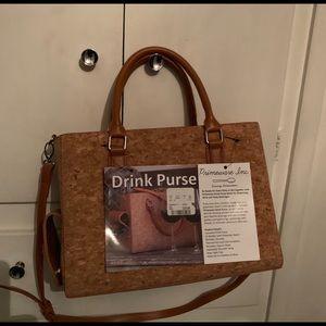 Wine purse 🍷